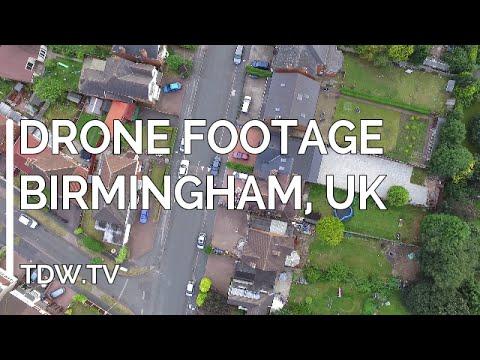 Drone Footage - Birmingham - 2016 thumbnail