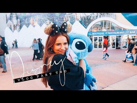 Disneyland Paris Vlog Part Two!   Hello October Vlogtober