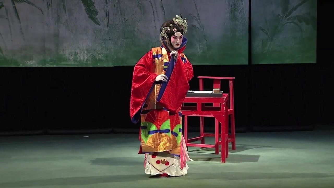 劉欣然獨角戲《馬伯司氏》唱段 「想我少女多美妙」 - YouTube
