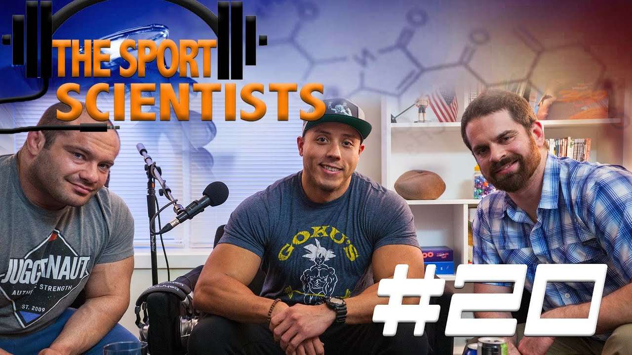 Download The Sport Scientists Episode 20- Mike Israetel the IG Stripper