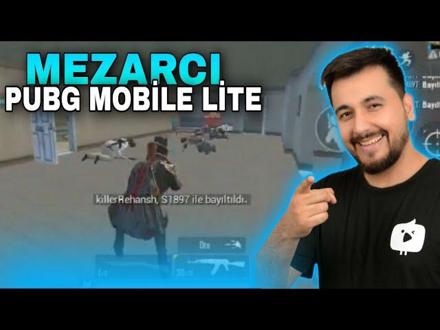 Mezarci Gibi Oynamak Pubg Mobile Lite Youtube