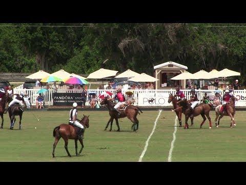 USPA Ringling Cup Sarasota, Fl - La Estampida vs Regent - 6 GOAL