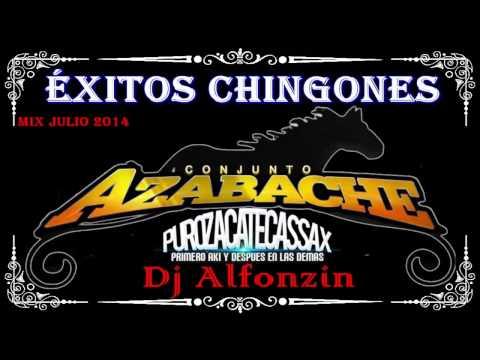 Conjunto Azabache Mix 2016 | DjAlfonzin