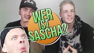 WER IST SASCHA?! | mit Rewi