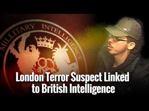 London Terror Suspect Linked to British Intelligence