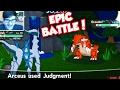 EPIC SPECTATE BATTLE LANDO64000 VS CHRISSUPER!! / Pokemon Brick Bronze
