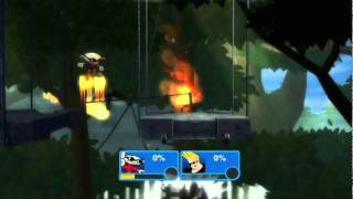 Cartoon Network Punch Time Explosion XL Official Trailer Dev Diary