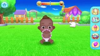 video para criançinha - jogo de bebe para criança - jogo de cuidar de bebes - babyboss