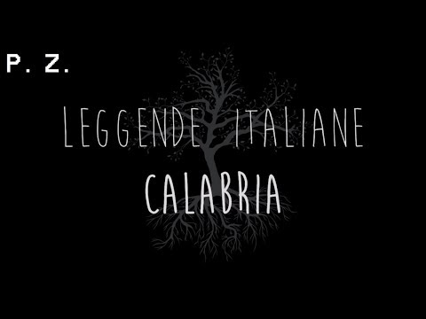 Leggende Italiane #3 - Calabria: Canti Di Sirena