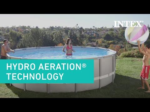Intex HydroAeration™ Technology