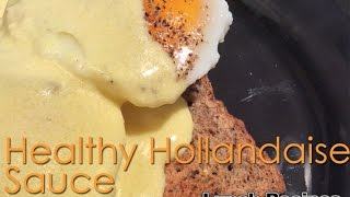 how to make hollandaise sauce for eggs benedict 2016