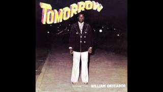 william onyeabor album tomorrow afrobeat • afro funk nigeria 1978