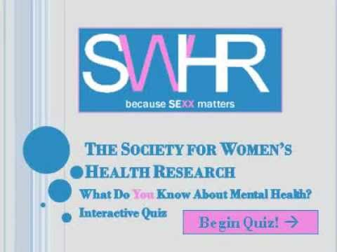 What Do You Know About Mental Health Interactive Quiz