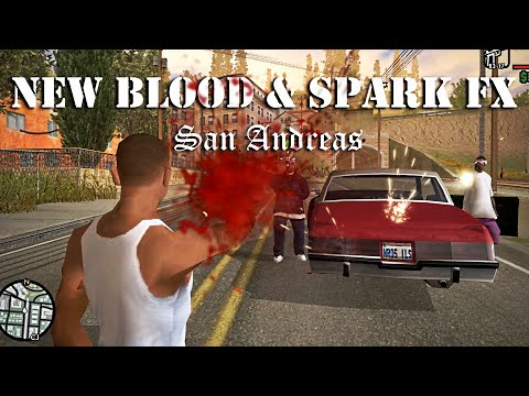 GTA SA - Combat FX 2020 - Sparks & Blood Effects from YouTube · Duration:  2 minutes 54 seconds