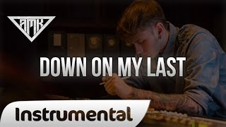 "Epic Emotional MGK Type Beat Rap Instrumental ""Down On My Last"" - ThisIsAMK"