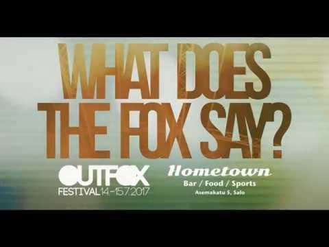 What Does The Fox Say -artistikilpailu: Pyrhönen & Lehtonen