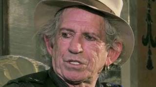 Keith Richards on Drug Use and the Rolling Stones