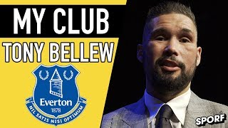 MO SALAH TO EVERTON?!?! | TONY BELLEW MY CLUB | SPORF