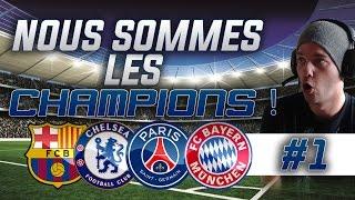 FIFA15: ON EST LES CHAMPIONS #1