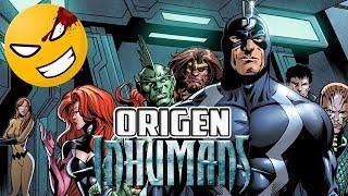 El Origen de los Inhumanos | #Inhumans | #Mefe