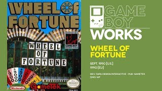 Wheel of Fortune retrospective: I