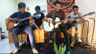 Kerispatih - Kejujuran Hati (Cover by Self Confidence) Live @RealCoffee_