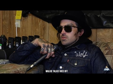 Yelawolf Interview; Speaks on New Album 'Love Story', Yells At Staff Mid-Interview