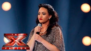 Can Stephanie McCourt win over Wembley? | The X Factor UK 2015