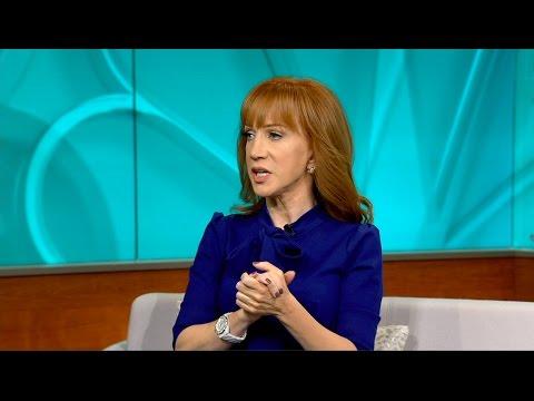 Talk Stoop Featuring Kathy Griffin