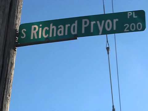 101 Things that Play in Peoria: Richard Pryor Place