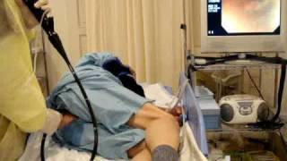 Repeat youtube video airless Total Colonoscopy