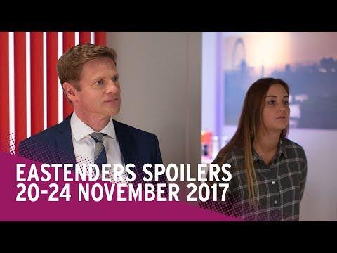 EastEnders spoilers: 20-24 November 2017