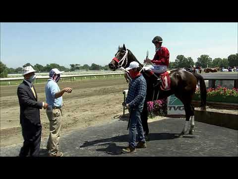 video thumbnail for MONMOUTH PARK 07-19-20 RACE 3