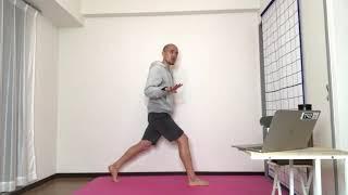 膝調整(部分カット)