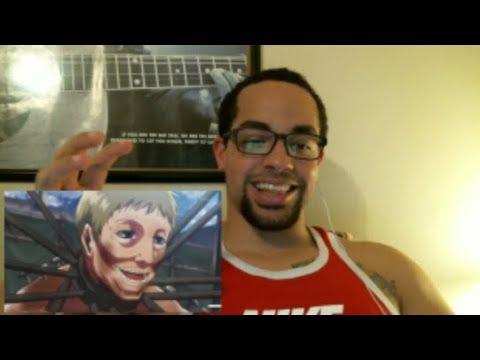 Attack on Titan Season 1 Episode 15 REACTION   TITAN EXPERIMENTS?!