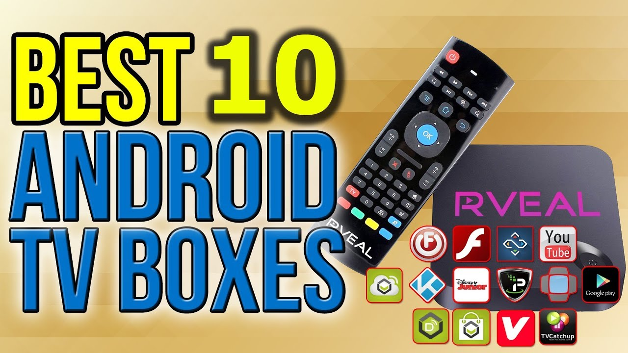 Top Best Android Tv Boxes 2018 Youtube