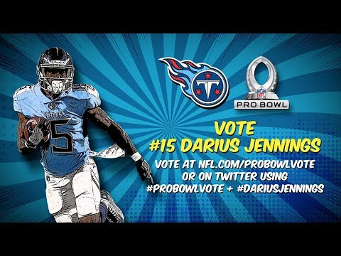 the latest b6123 b6a9e Help Vote WR/KR Darius Jennings to 2019 Pro Bowl