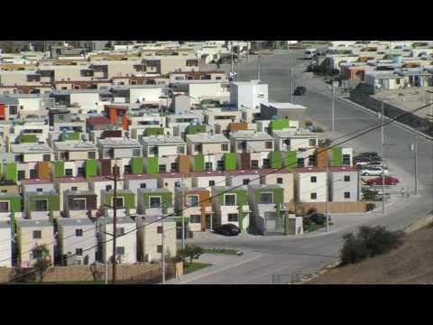 Abandoned Homes Plague Tijuana's Outlying Suburbs