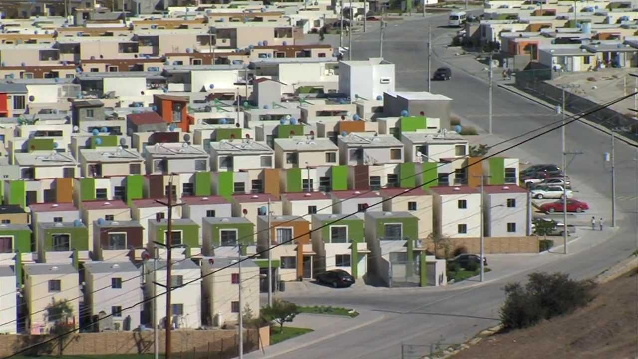Abandoned Homes Plague Tijuana S Outlying Suburbs