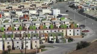 Abandoned Homes Plague Tijuana