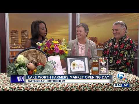 Lake Worth Farmers Market opens Oct. 21