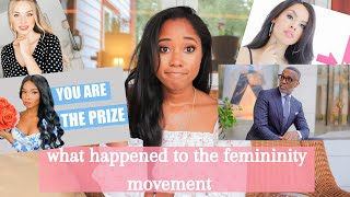 the rise and fall of the femininity movement