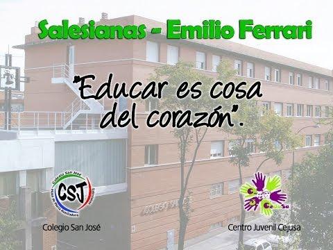 """Salesianas Emilio Ferrari - """"Da mihi animas"""""""