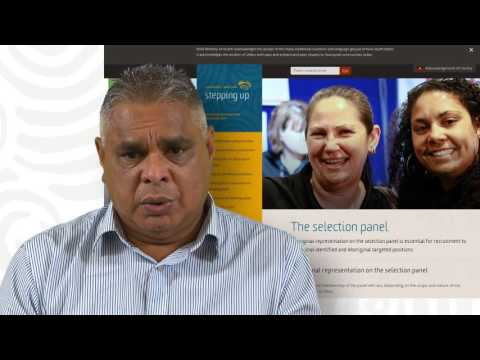 Stepping Up: NSW Health's online recruitment resource