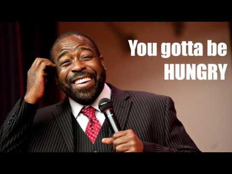Les Brown - You've gotta be hungry - motivation (to Interstellar soundtrack)