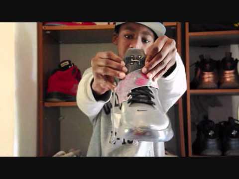 NIKE ZOOM KD IV 4 BHM Black History Month - YouTubeBlack History Month Kd 4