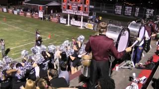 09-26-2014 The Satsuma High School Band