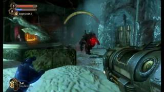 Bioshock 2 - Big Daddy take on 2