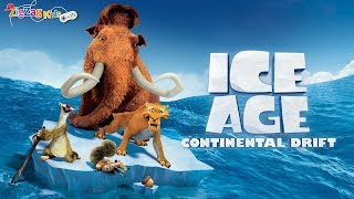 Ice Age 4 | Continental Drift Arctic Games | Full Movie Game | ZigZag Kids HD
