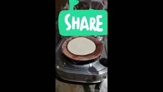 मिट्टी के तवा पर आलू का पराठा LIVE VIDEO | Aaloo paratha on clay Tawa LIVE